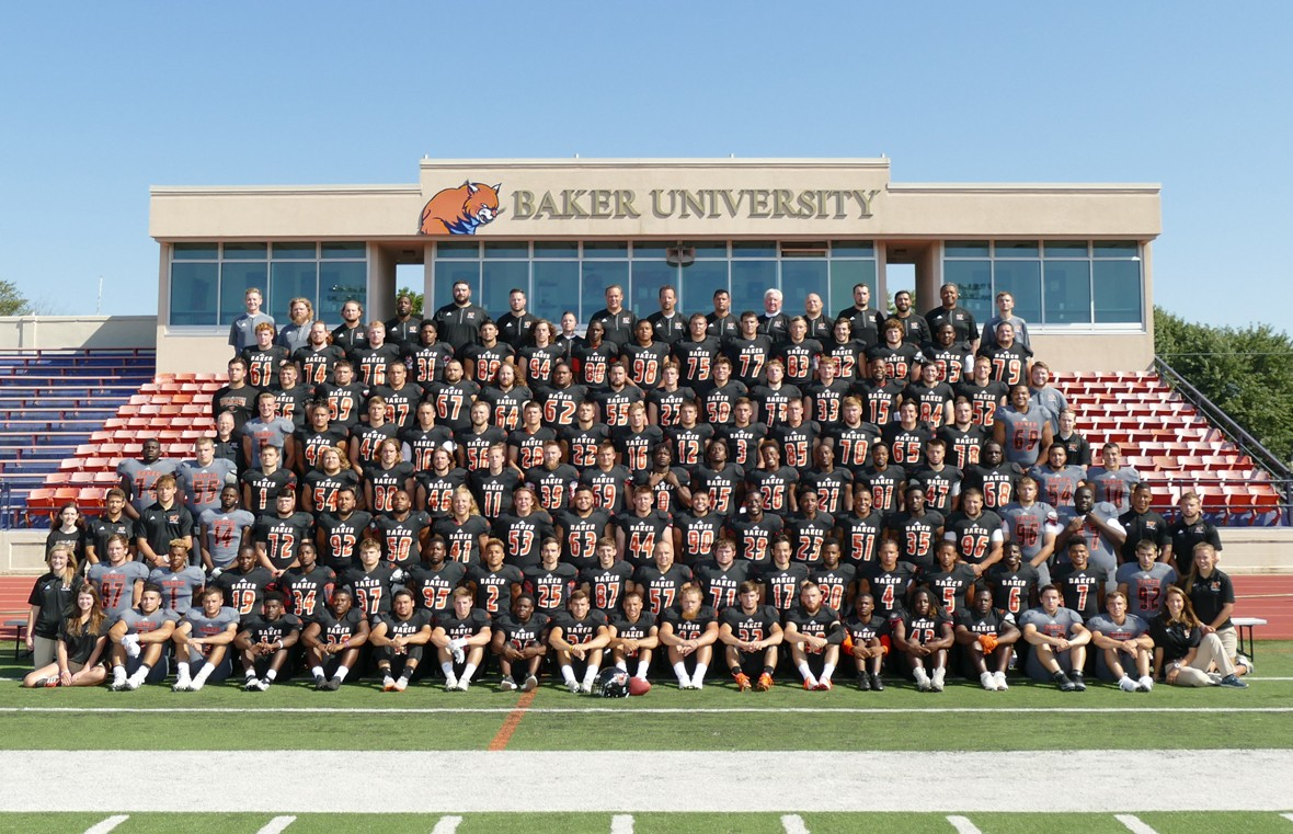 2016 Football Team Photo