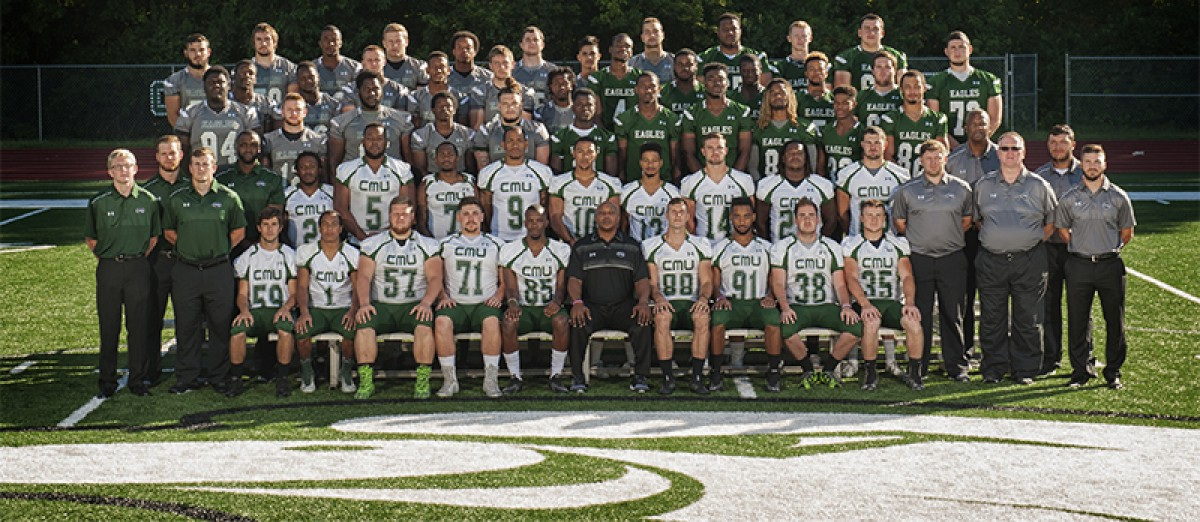 2016 Football Roster Central Methodist University Eagles