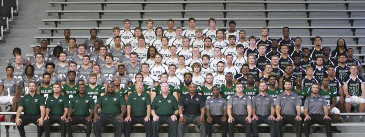 2017 18 Reserve Football Roster Central Methodist University Eagles