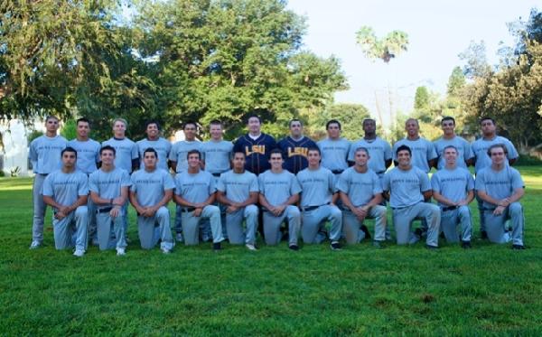 2011 Baseball Team Photo