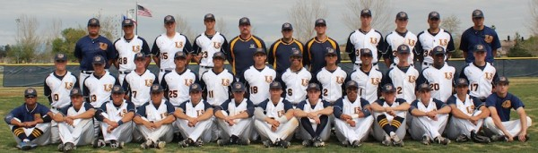 2013 Baseball Team Photo