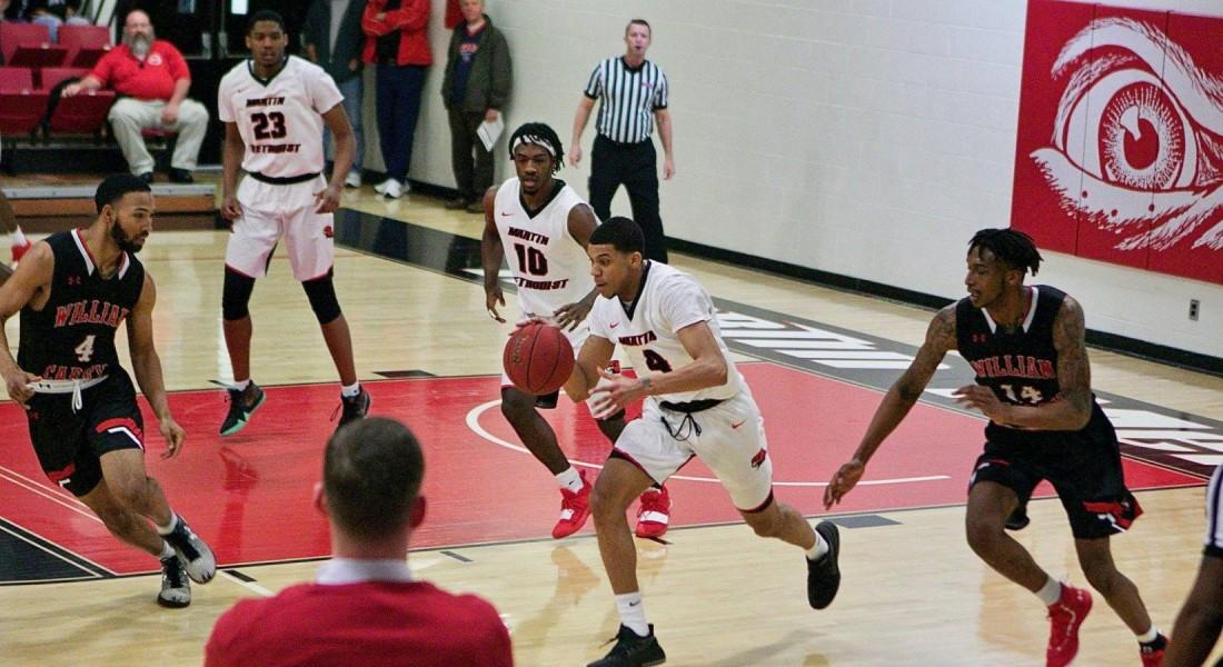Martin Methodist College - 2019-20 Men's Basketball