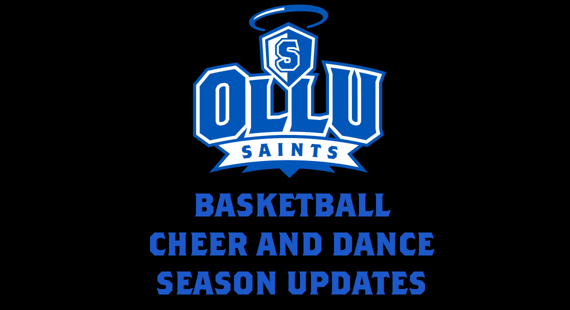 Photo for OLLU opts out of RRAC championship play for basketball, cheer and dance