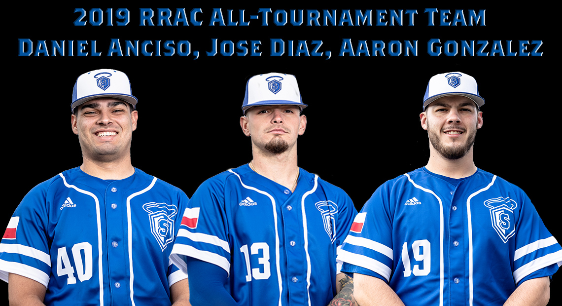 Photo for Three from OLLU Selected to the RRAC All-Tournament Team