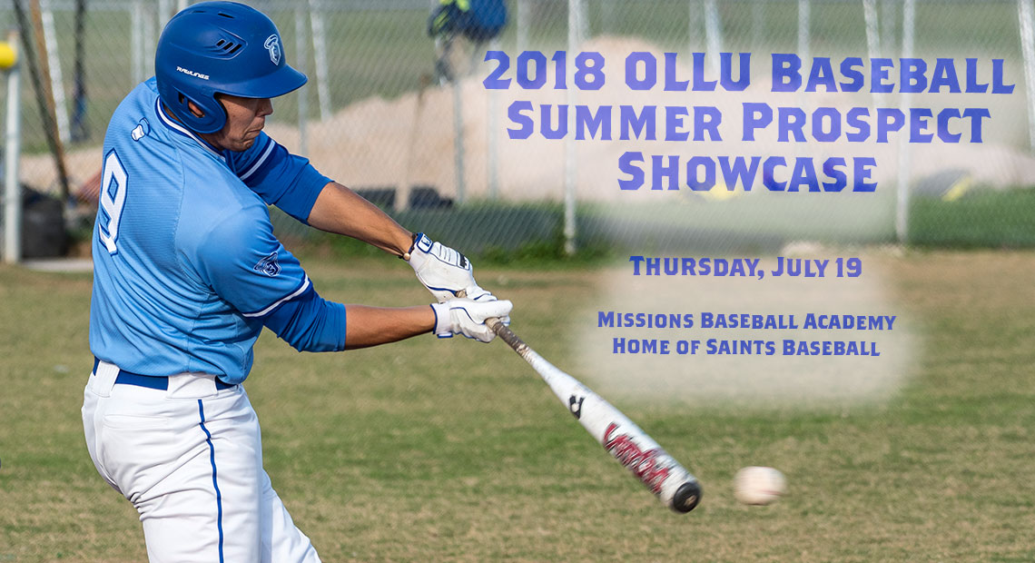 Photo for Annual OLLU Baseball Summer Prospect Showcase takes place July 19