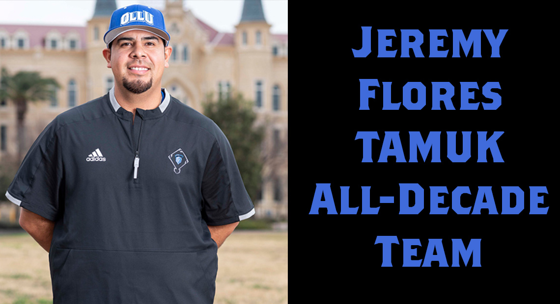 Jeremy Flores was a relief pitcher for the Javelinas from 2009-2013.