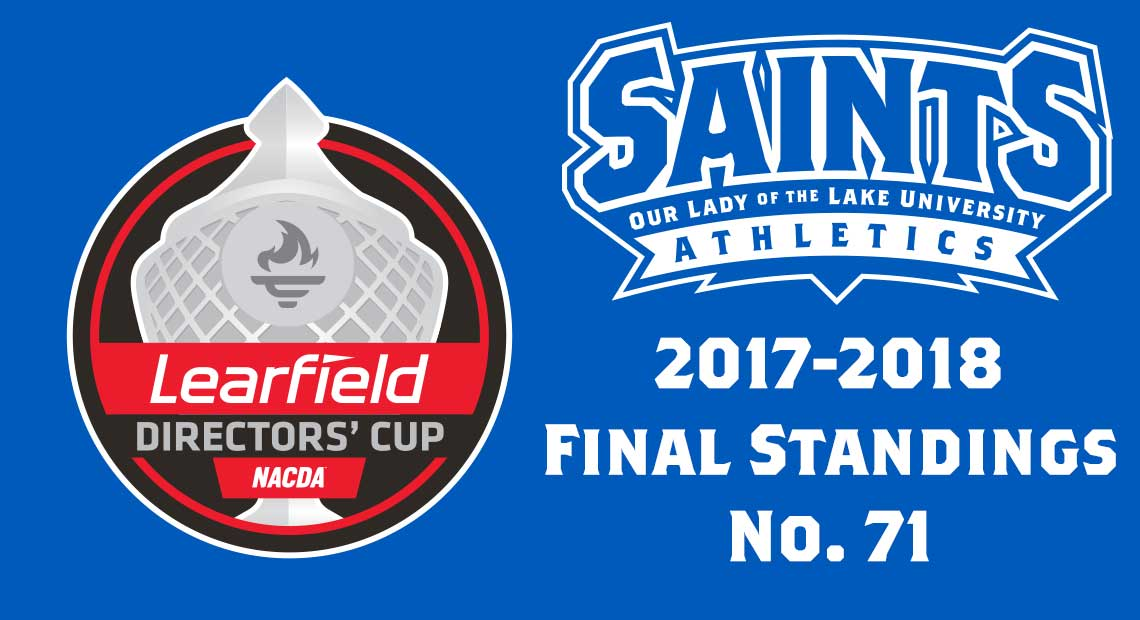 Photo for OLLU ranked No. 71 in final Learfield Sports Directors' Cup