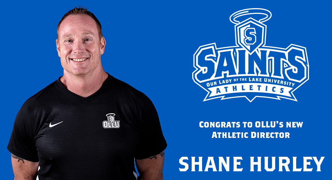 Photo for OLLU's Shane Hurley has been named Athletic Director