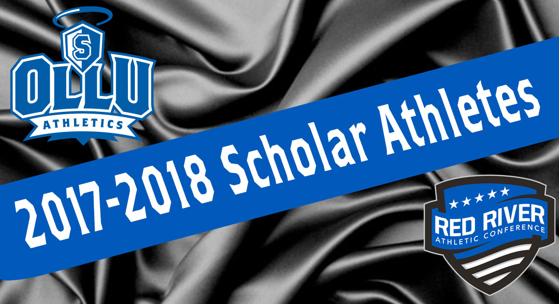 Photo for OLLU boasts highest cumulative GPA and 96 conference scholar athletes from 2017-2018 season