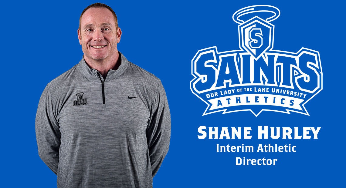 Photo for OLLU names Shane Hurley as Interim Athletic Director