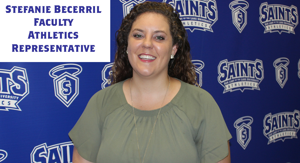 Photo for OLLU names new Faculty Athletics Representative - Stefanie Becerril