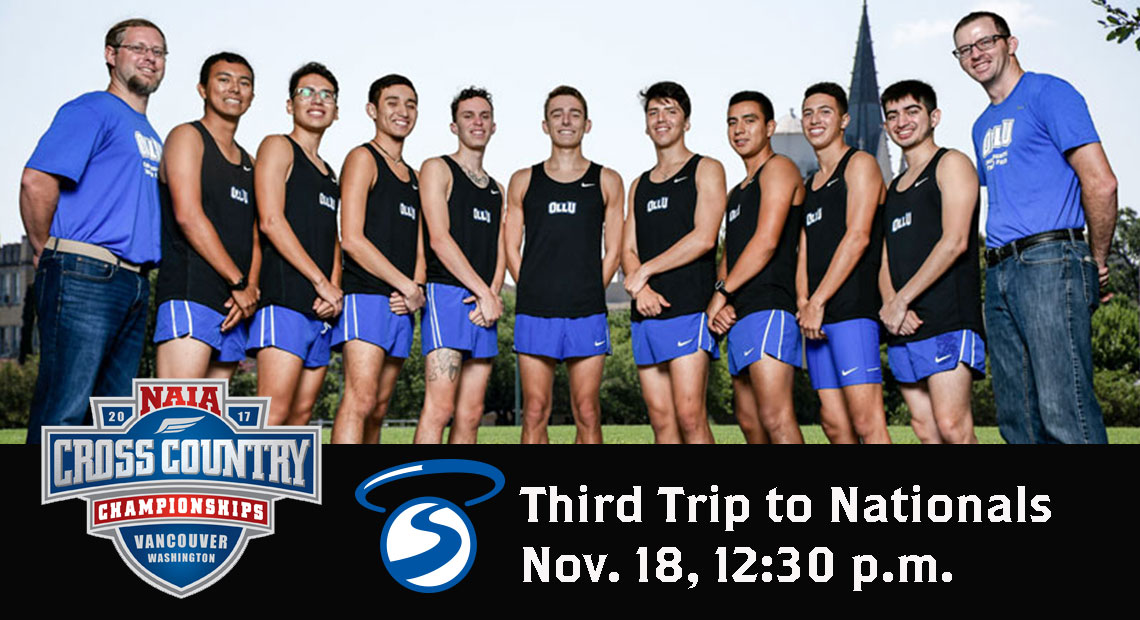 Photo for Saints men's cross-country set for third trip to nationals