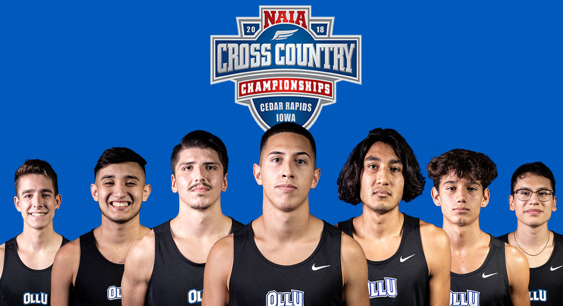 Photo for Saints are set for NAIA Men's Cross-Country National Championships