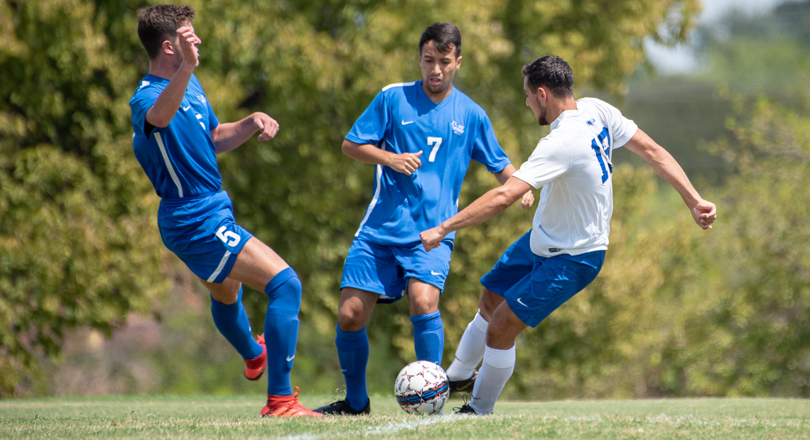 Photo for OLLU men's soccer drops nonconference game to Oklahoma City