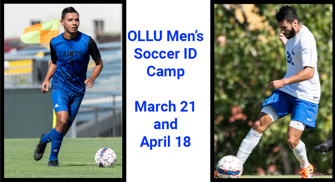 Photo for OLLU men's soccer will host two ID camps this spring