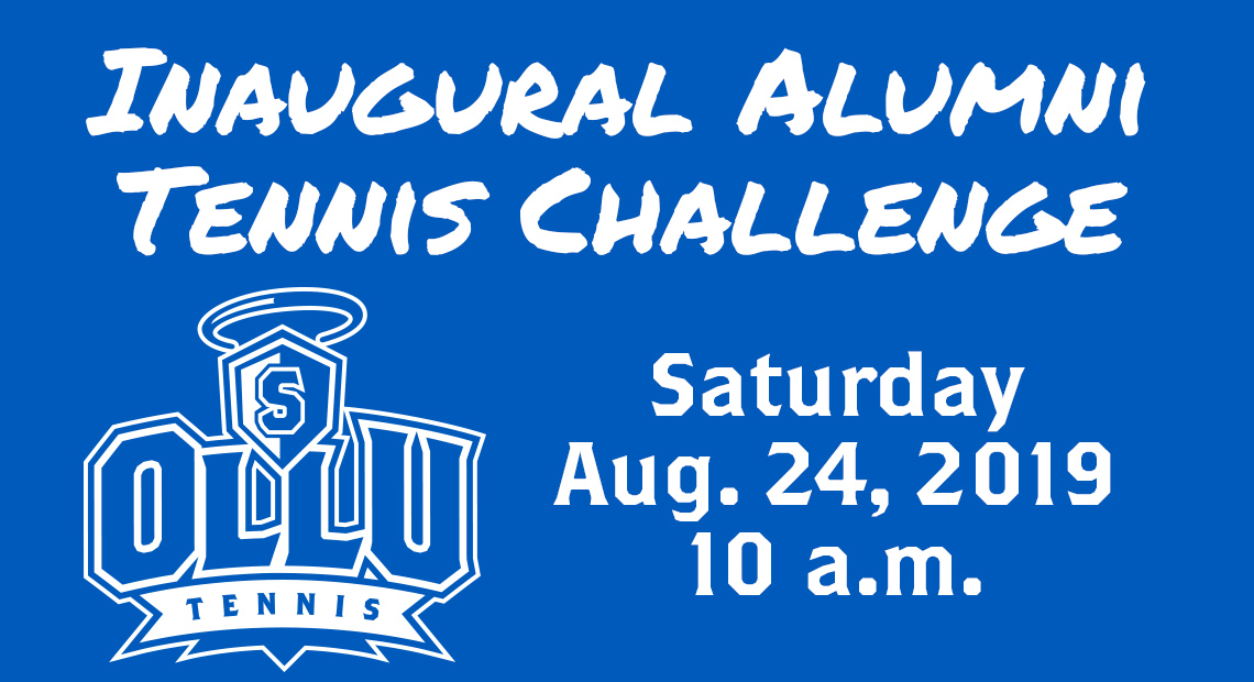 Photo for OLLU will host 'Inaugural Alumni Tennis Challenge'