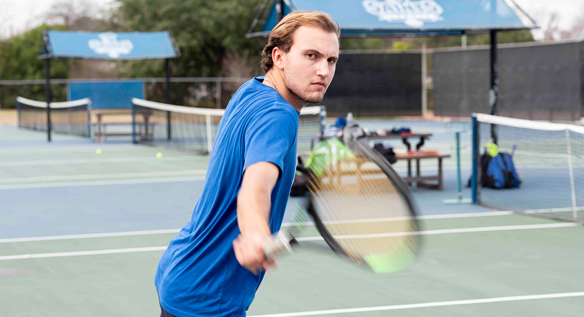 Arter Etzberger participated in last week's tournament.