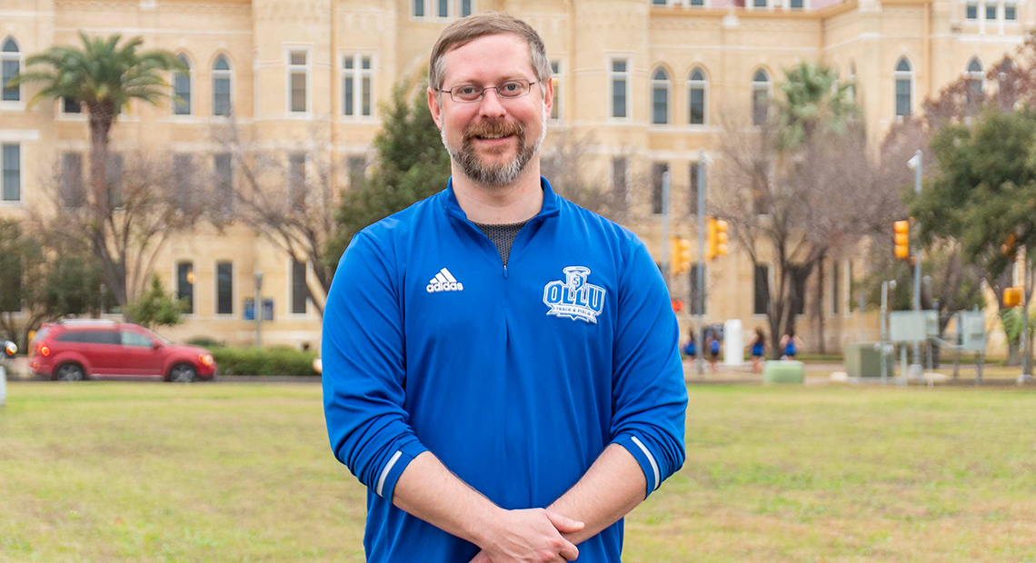 Photo for OLLU announces the resignation of Cross-Country and Track and Field Coach Stephen Sherman