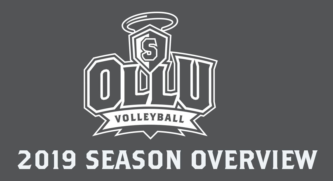 Photo for OLLU women's volleyball season overview