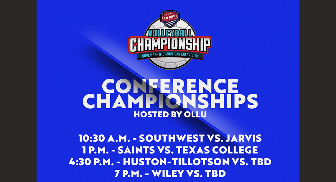 Photo for OLLU volleyball to host 2019 Red River Athletic Conference Championships