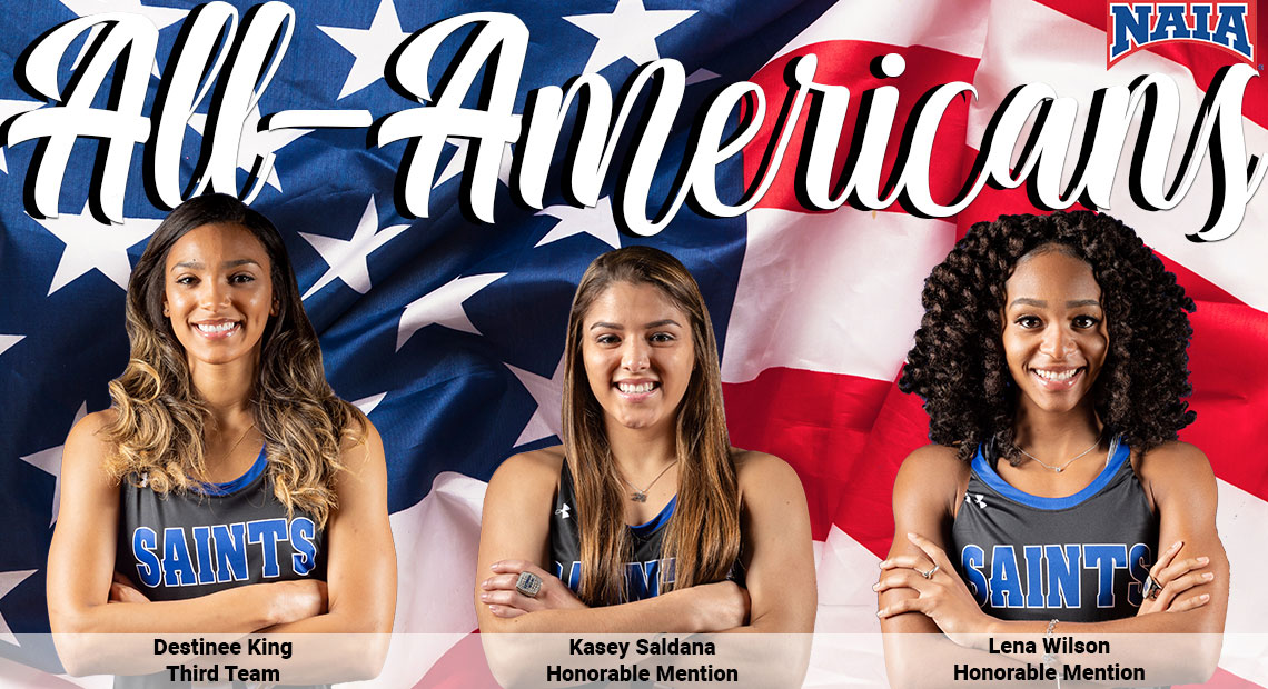 Photo for Three from OLLU selected to NAIA All-America Team