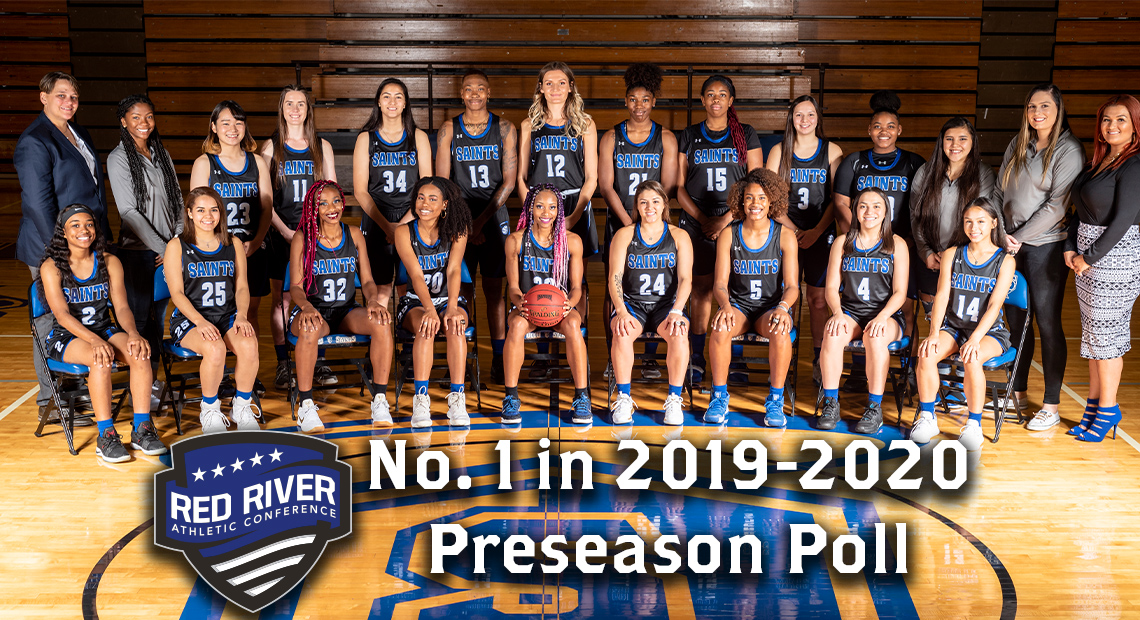 Photo for OLLU women's basketball is top vote-getter in conference preseason poll