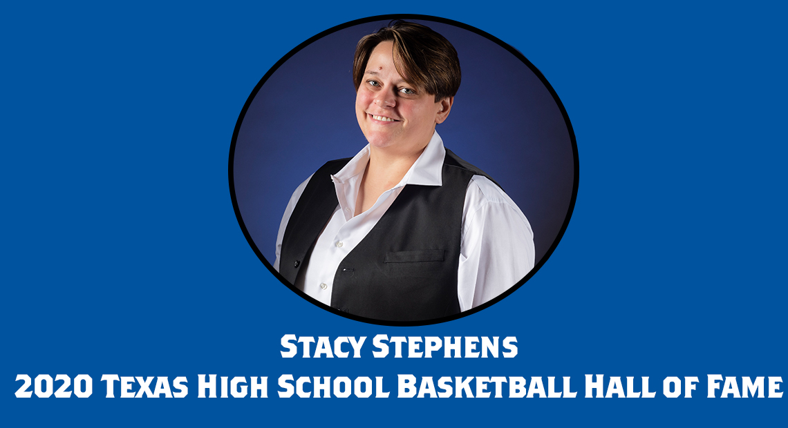 Photo for Stacy Stephens to join Texas High School Basketball Hall of Fame in 2020