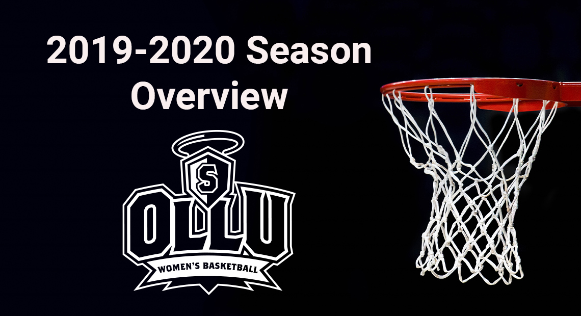 Photo for OLLU women's basketball season overview