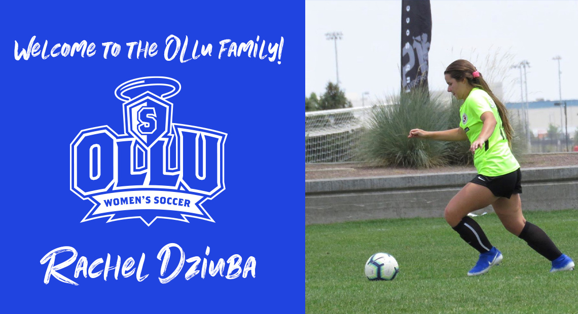 Photo for OLLU women's soccer signs Rachel Dziuba from Spring Branch