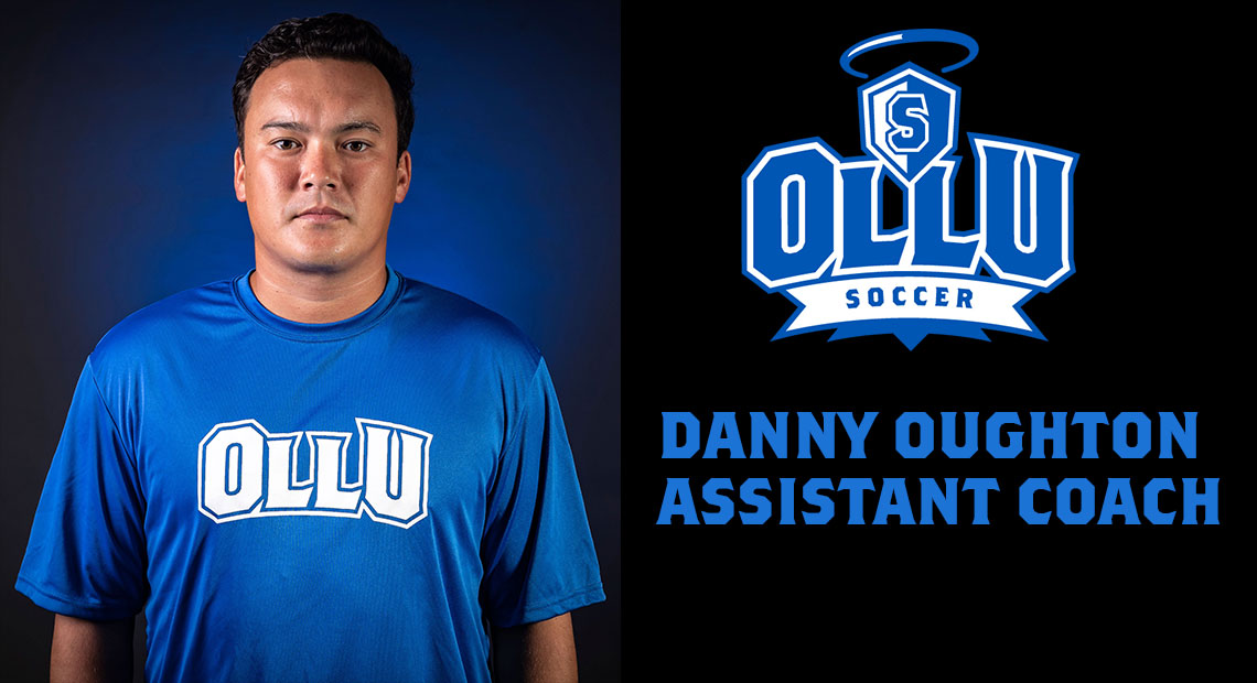 Photo for OLLU announces the hiring of Danny Oughton as assistant coach for men's and women's soccer