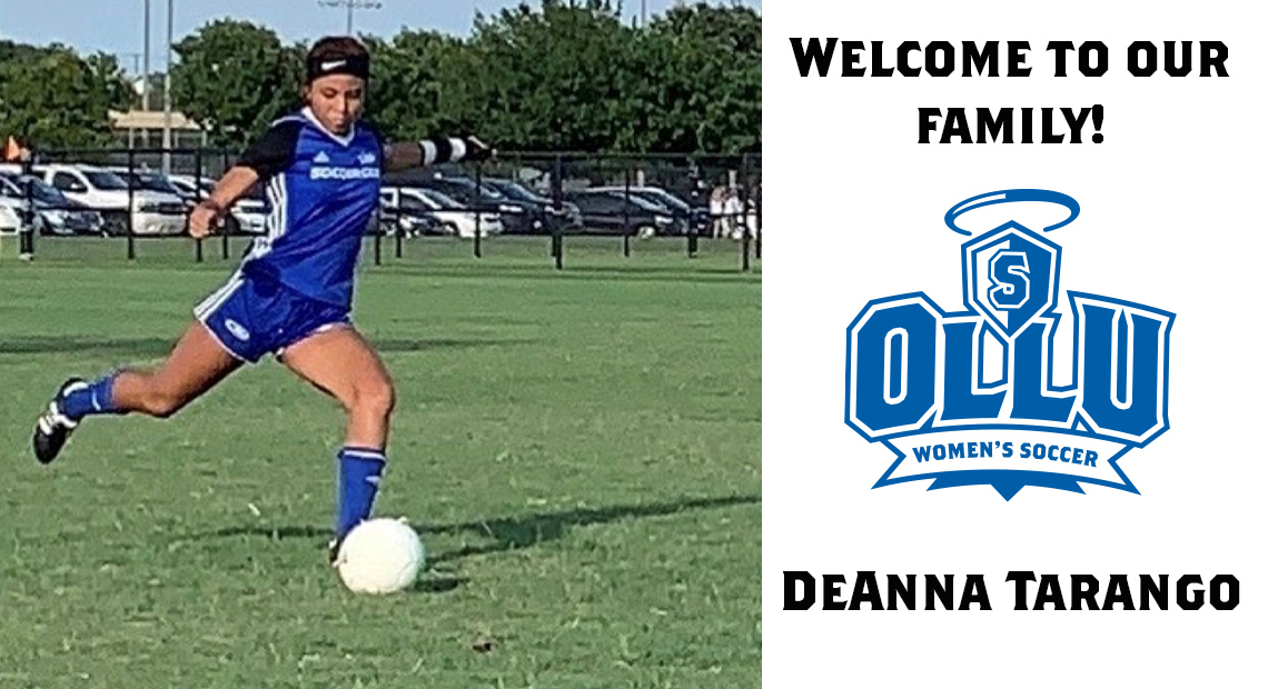 Photo for OLLU women's soccer welcomes DeAnna Tarango from El Paso