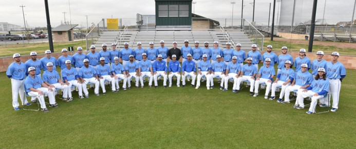 2016 Baseball Team Photo