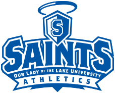 Our Lady of the Lake University Athletics Logo