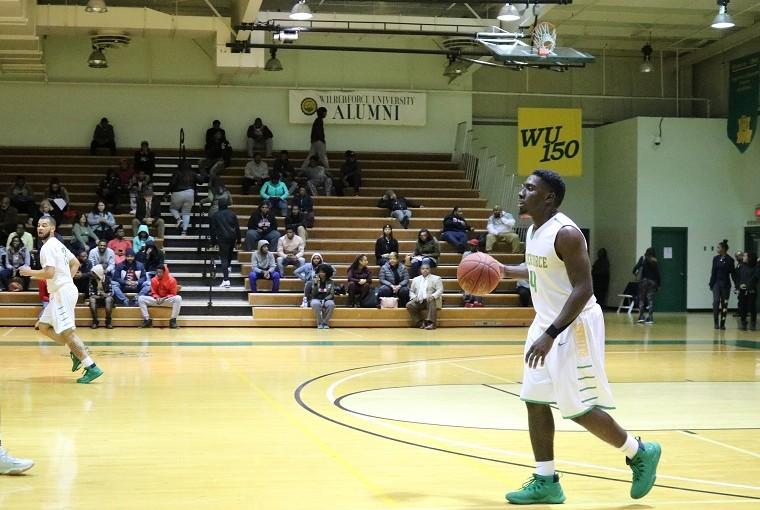 Wilberforce University Basketball