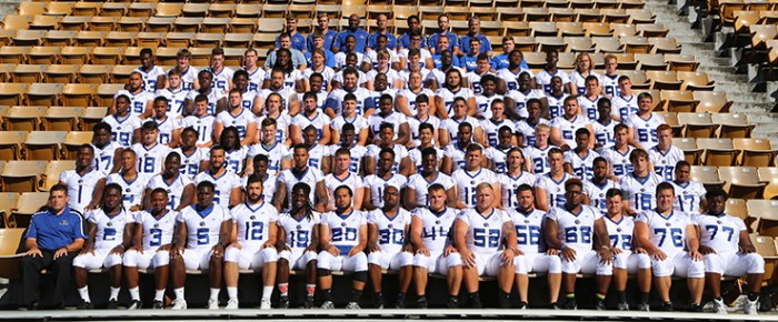 2015 Football Roster Culver Stockton College