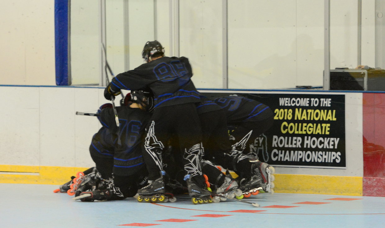 c107dd5fdb6 ... History is Made  D1 Roller Hockey Keeps Rolling at Nationals. photo ·  photo · photo · photo. Grand Valley State University Club Sports ...