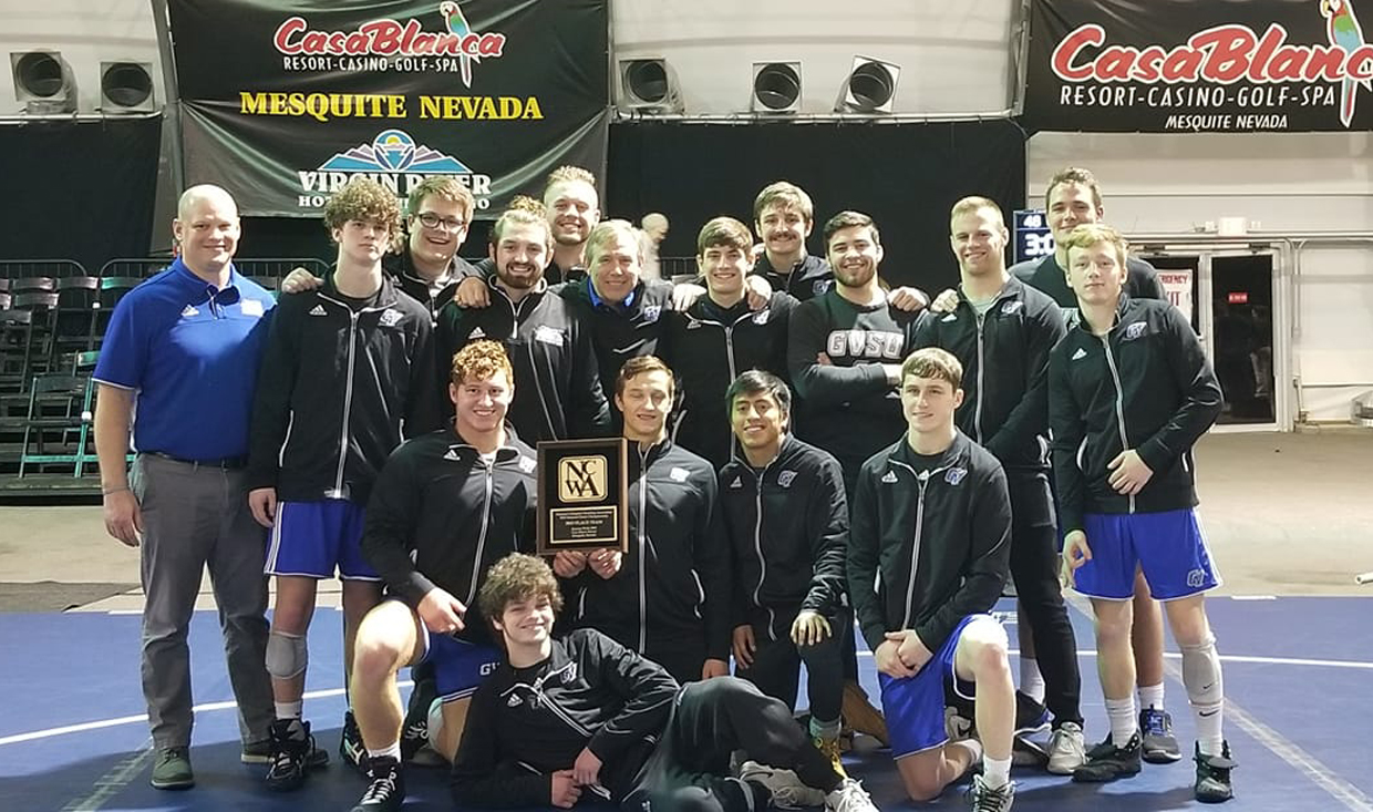 d7138aaccf3 Grand Valley State University Club Sports - 2018-19 Men s Wrestling