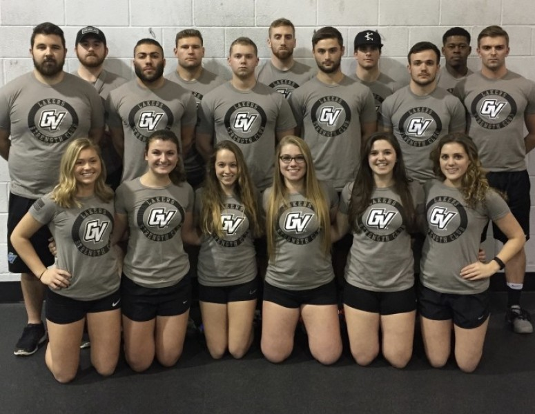 2016-17 Coed Strength Team Photo