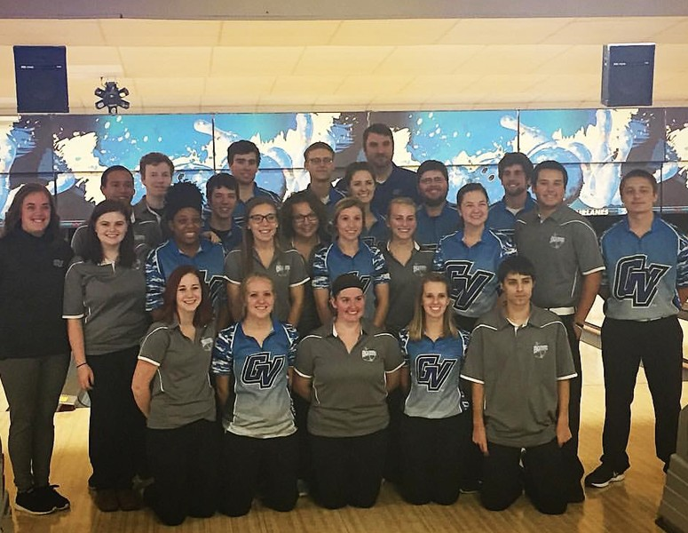 2016-17 Men's Bowling Team Photo