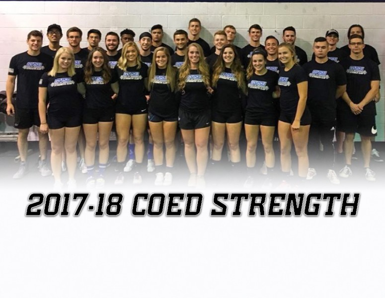 2017-18 Coed Strength Team Photo