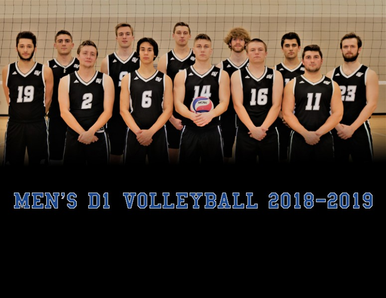 bc453f7b177 2018-19 Men s Volleyball D1 Roster - Grand Valley State University ...