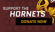 Support the Hornets