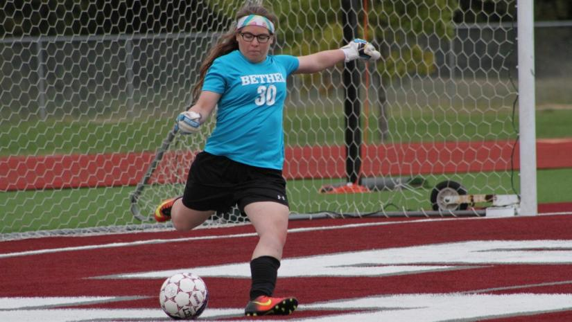 Lady Threshers own possessions but unable to cash in during 0-0 tie with McPherson