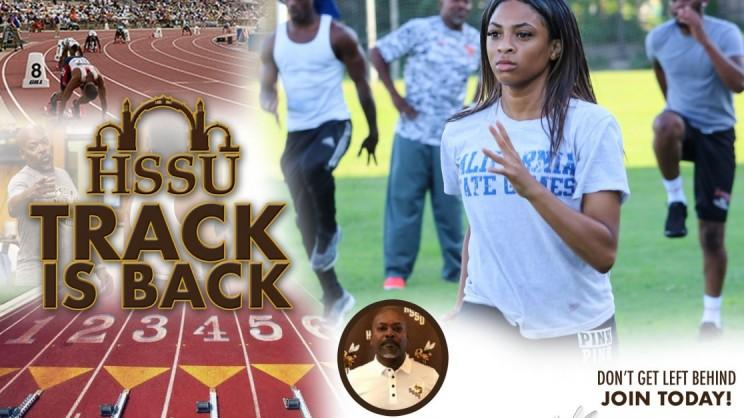 Track and Field Makes a Comeback at HSSU