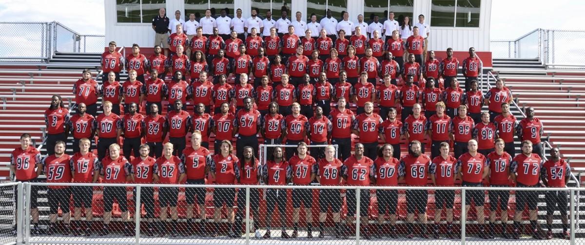 2015 Football Roster Kentucky Christian University Athletics
