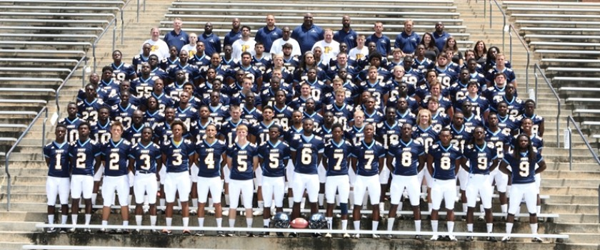 2013 Football Roster Point University Athletics