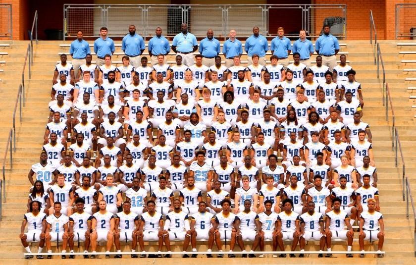 2016 Football Roster Point University Athletics