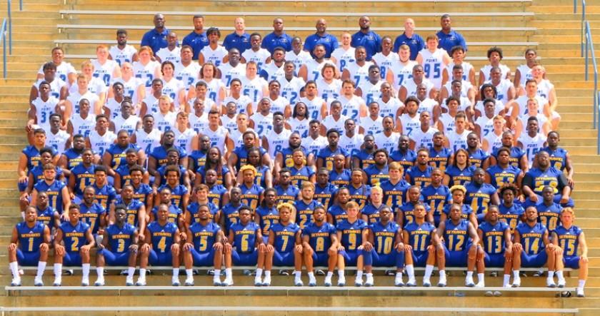 2017 Football Roster Point University Athletics
