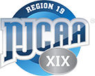 NJCAA Region XIX Athletic Logo