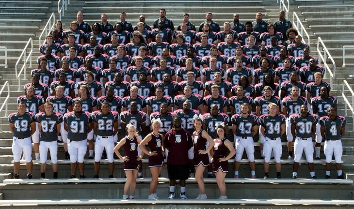 2013 Football Roster Bethel College Athletics